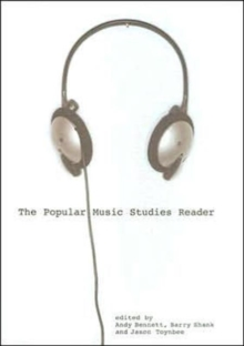 The Popular Music Studies Reader, Paperback Book