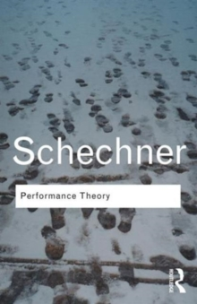 Performance Theory, Paperback / softback Book