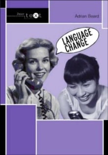 Language Change, Paperback Book