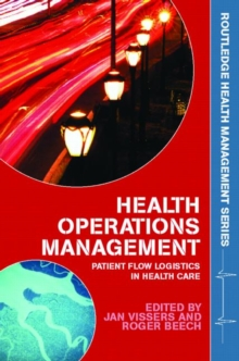Health Operations Management, Paperback Book