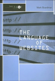The Language of Websites, Paperback Book
