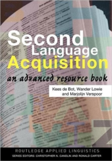Second Language Acquistion, Paperback Book