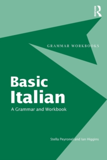 Basic Italian : A Grammar and Workbook, Paperback / softback Book