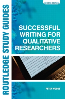 Successful Writing for Qualitative Researchers, Paperback / softback Book