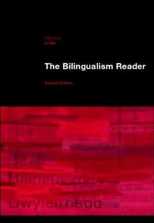 The Bilingualism Reader, Paperback Book