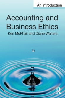 Accounting and Business Ethics : An Introduction, Paperback / softback Book