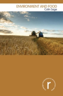 Environment and Food, Paperback Book