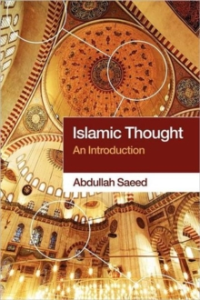 Islamic Thought, Paperback Book
