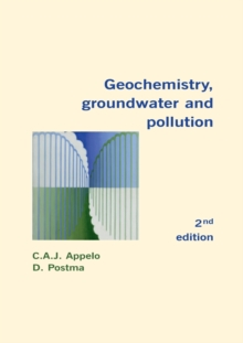 Geochemistry, Groundwater and Pollution, Paperback / softback Book