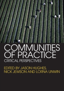 Communities of Practice : Critical Perspectives, Paperback / softback Book