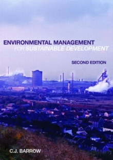 Environmental Management for Sustainable Development, Paperback / softback Book