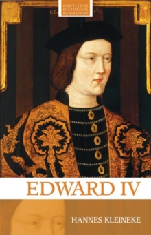 Edward IV, Paperback Book