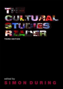 The Cultural Studies Reader, Paperback Book