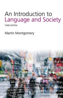 An Introduction to Language and Society, Paperback / softback Book