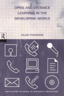Open and Distance Learning in the Developing World, Paperback / softback Book