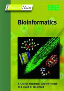 BIOS Instant Notes in Bioinformatics, Paperback / softback Book