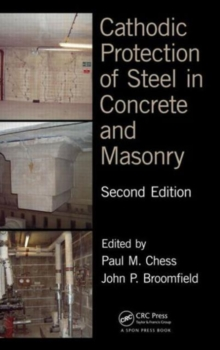 Cathodic Protection of Steel in Concrete and Masonry, Hardback Book