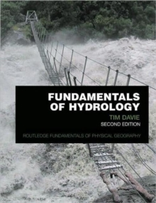 Fundamentals of Hydrology, Paperback Book