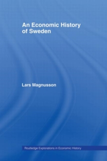 An Economic History of Sweden, Paperback / softback Book