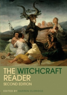 The Witchcraft Reader, Paperback Book