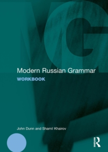 Modern Russian Grammar Workbook, Paperback Book