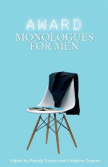 Award Monologues for Men, Paperback Book