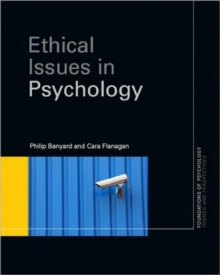 Ethical Issues in Psychology, Paperback Book