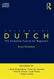Colloquial Dutch : A Complete Language Course, CD-Audio Book