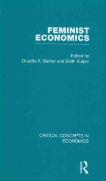 an analysis of feminist economics In contrast, feminist economics makes clear that macroeconomic policy can help or inhibit gender equality the current emphasis on neoliberal policies advanced by the imf—inflation targeting, and trade, investment, and financial liberalization—all have imposed significant burdens on women as consumers, as carers, and as workers.