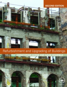 Refurbishment and Upgrading of Buildings, Paperback Book
