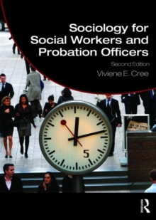 Sociology for Social Workers and Probation Officers, Paperback / softback Book