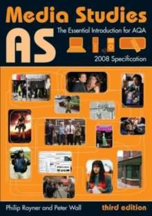 AS Media Studies : The Essential Introduction for AQA, Paperback Book