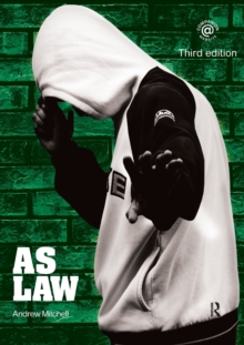AS Law, Paperback Book