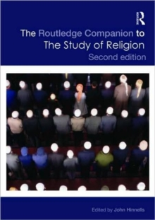 The Routledge Companion to the Study of Religion, Paperback Book