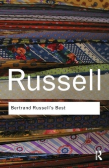 Bertrand Russell's Best, Paperback Book