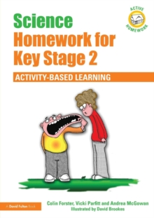 Science Homework for Key Stage 2 : Activity-based Learning, Paperback Book