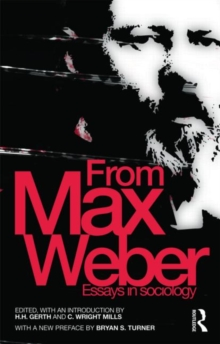 From Max Weber : Essays in Sociology, Paperback / softback Book