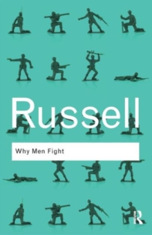 Why Men Fight, Paperback / softback Book