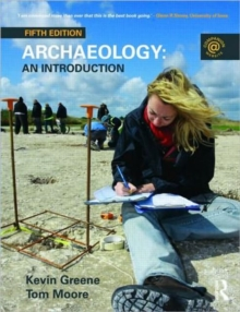 Archaeology : An Introduction, Paperback Book