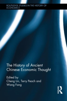 The History of Ancient Chinese Economic Thought, Hardback Book