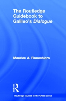 The Routledge Guidebook to Galileo's Dialogue, Hardback Book