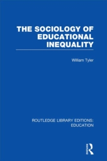 The Sociology of Educational Inequality, Hardback Book