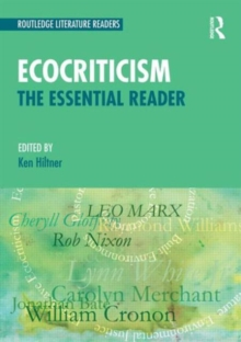 Ecocriticism : The Essential Reader, Paperback Book