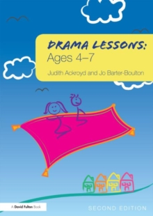 Drama Lessons: Ages 4-7, Paperback / softback Book