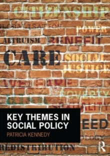 Key Themes in Social Policy, Paperback / softback Book