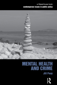 Mental Health and Crime, Paperback / softback Book