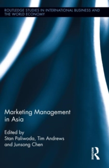 Marketing Management in Asia., Hardback Book