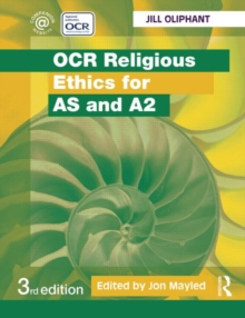 OCR Religious Ethics for AS and A2, Paperback Book