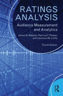 Ratings Analysis : Audience Measurement and Analytics, Paperback / softback Book