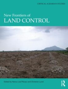New Frontiers of Land Control, Hardback Book
